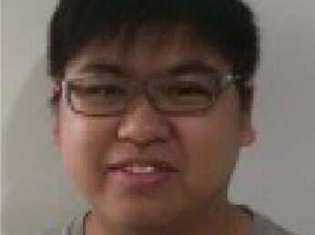 BSc Green Energy Science Student Lam Hoi Kiu receives the scholastic award for 2019-20
